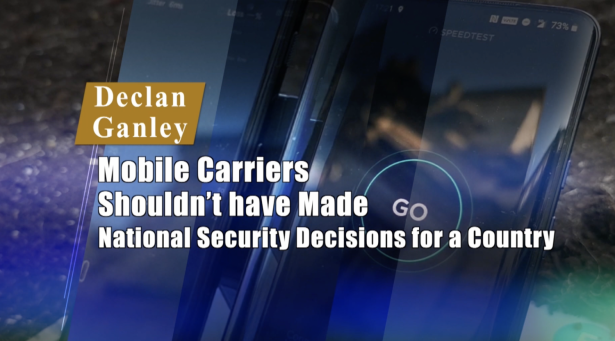 Mobile Carriers Shouldn't Make National Security Decisions for a Country: Declan Ganley