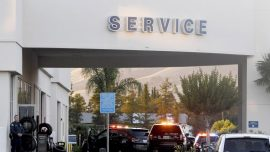 2 Workers, Gunman Dead at California Ford Dealership