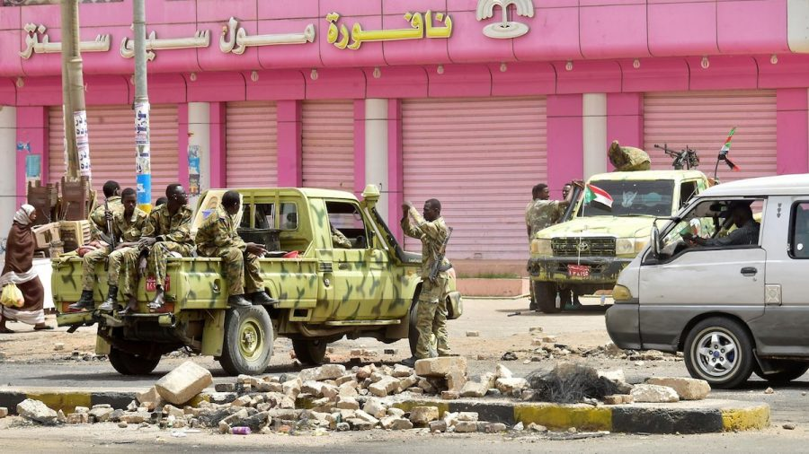 Envoy Says Sudan Talks to Resume as Strike Suspended