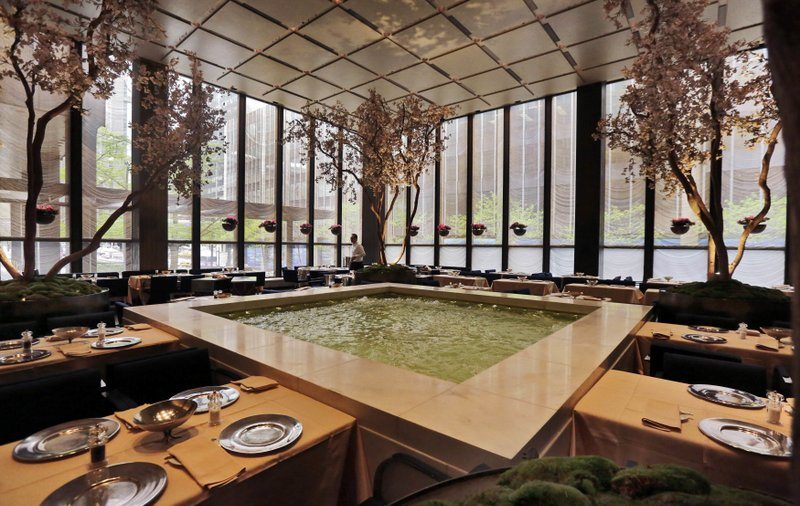 Four Seasons, NYC's Famed Power Lunch Spot, Closes Again