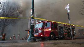Women Set House on Fire With Woman Asleep Inside