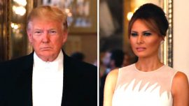 Melania Looks Incredible on Day 1 of Her Official Visit to the UK
