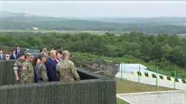 'Unidentified Object' Over South Korean DMZ Identified