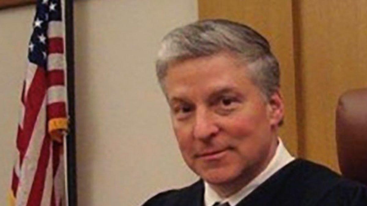 Upstate New York judge