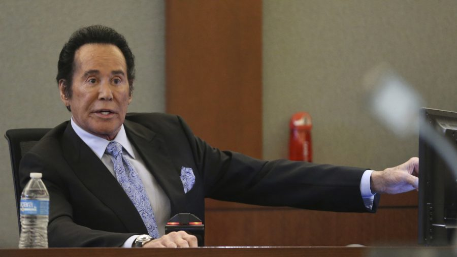 Jury Finds Man Guilty of Burglarizing Wayne Newton's Las Vegas Home