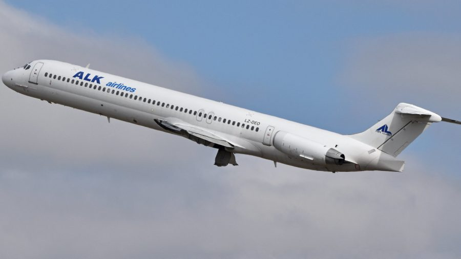 Flight Attendant, Service Cart Smash Into Plane Ceiling During Flight Turbulence