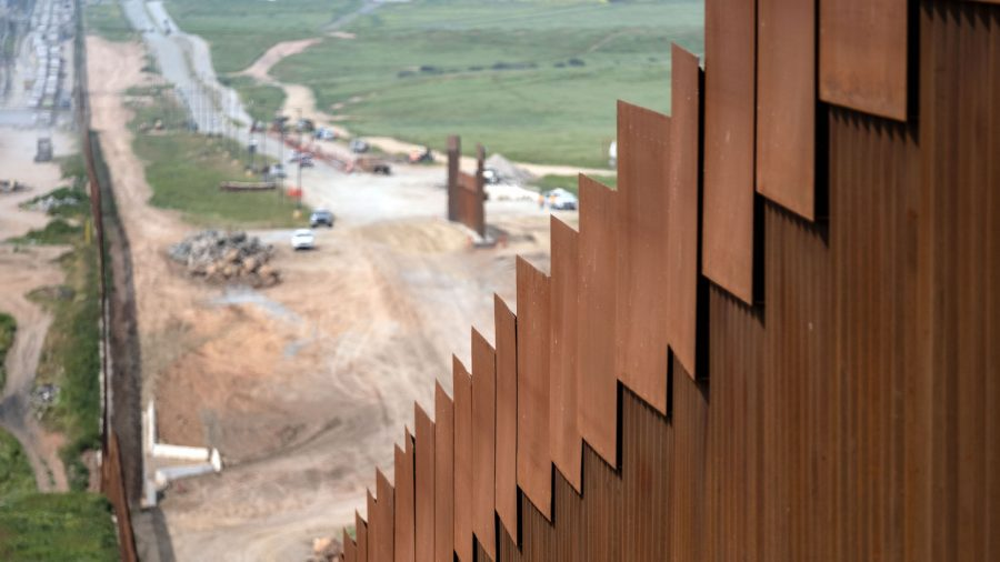 CBP Completes 50 Miles of New Border, 50 More Underway