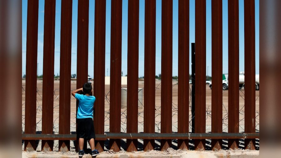 Mexico Sends Troops to Its Southern Border