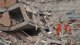 11 Dead, 122 Injured in 2 Strong Earthquakes That Struck Southwest China