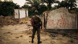 About 240 Dead After Days of Congo Intercommunal Violence