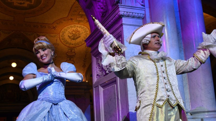 'Cinderella' Film Honored at Library of Congress
