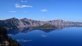 Man Survives 800-Foot Fall Into Oregon's Crater Lake Caldera