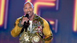 Watch: Dwayne 'The Rock' Johnson Gives Inspiring Speech at MTV Awards