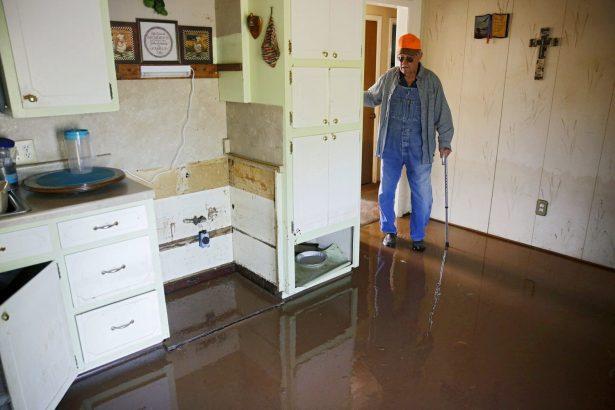 eugene bowers flooded oklahoma