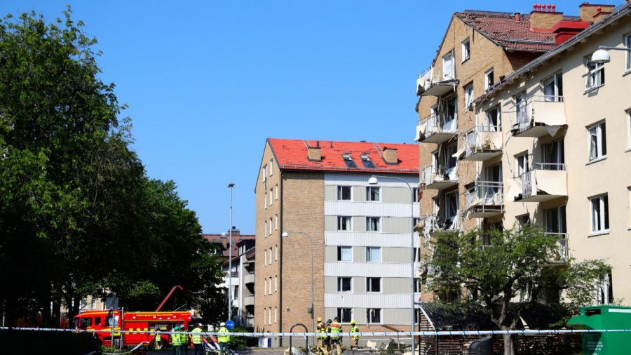 Explosion in Southern Town in Sweden Injures 25, Cause Unclear