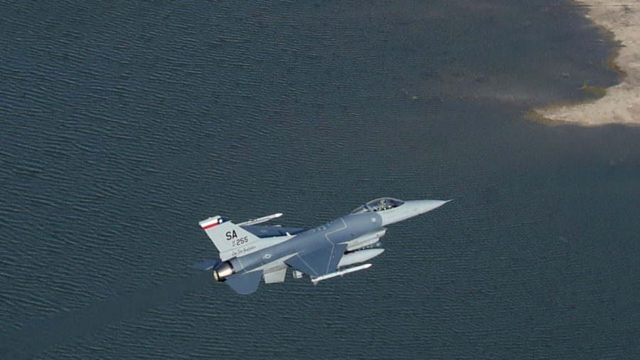 Bulgaria Sees F-16 Jet Deal With US at $1.2 Billion
