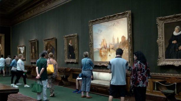 first Friday at the Frick Collection