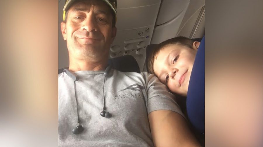 Mom Gave Autistic 7-Year-Old Son $10 and a Note for His Seatmate—They Ended up Travel Buddies
