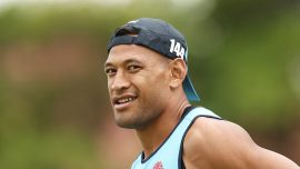 Israel Folau's New Fund Gets Nearly $500,000 Within Hours