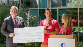Country Singer Granger Smith Donated Over $200,000 to Children's Hospital in Memory of Son