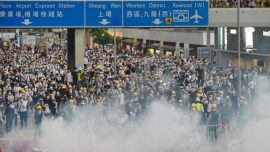 US Senators Voice Support for Hong Kong Protesters While International Organizations Condemn Police Violence