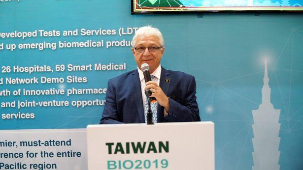 Jim Greenwood, CEO of the Global BIO Biotechnology Association
