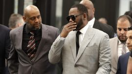 R.Kelly Fan Who Posted $100,000 Bond for Him Wants Money Back, Judge Refuses
