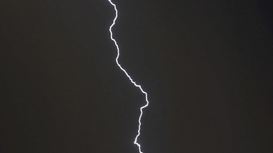 Two Teenagers Found Dead, Killed by Lightning Strike