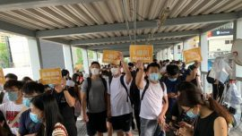 LIVE UPDATES: Police in Hong Kong Under Fire Over Use of Force Against Protesters