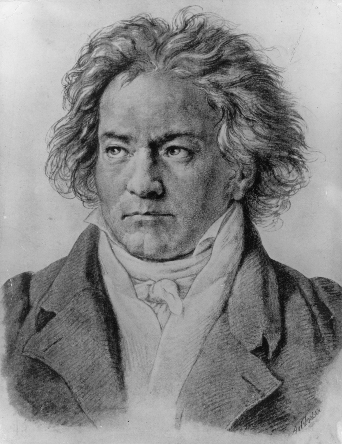 portrait beethoven