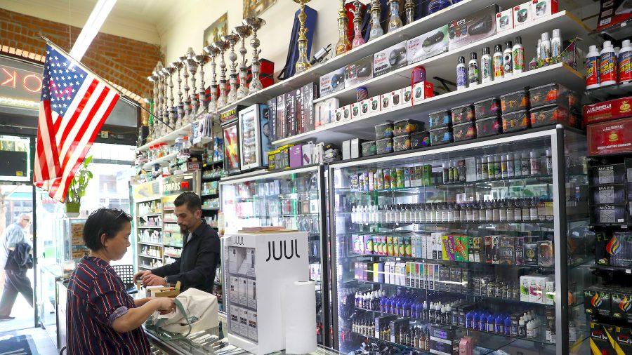 San Francisco Bans E-Cigarettes, Becomes First Major US City to Do So