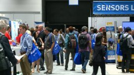 Sensors Expo and Conference Showcases Latest Development in Embedded Technologies