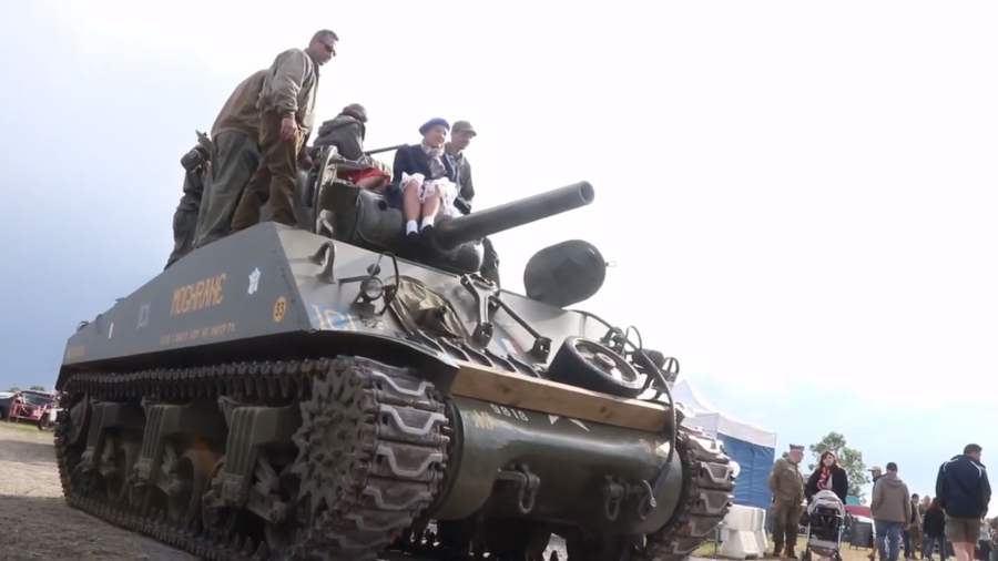 Camp Arizona, Normandy: Where Collectors Pay Tribute to WWII American Soldiers