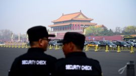 China Tests Internet Shutdown Ahead of 30th Anniversary of Tiananmen Massacre