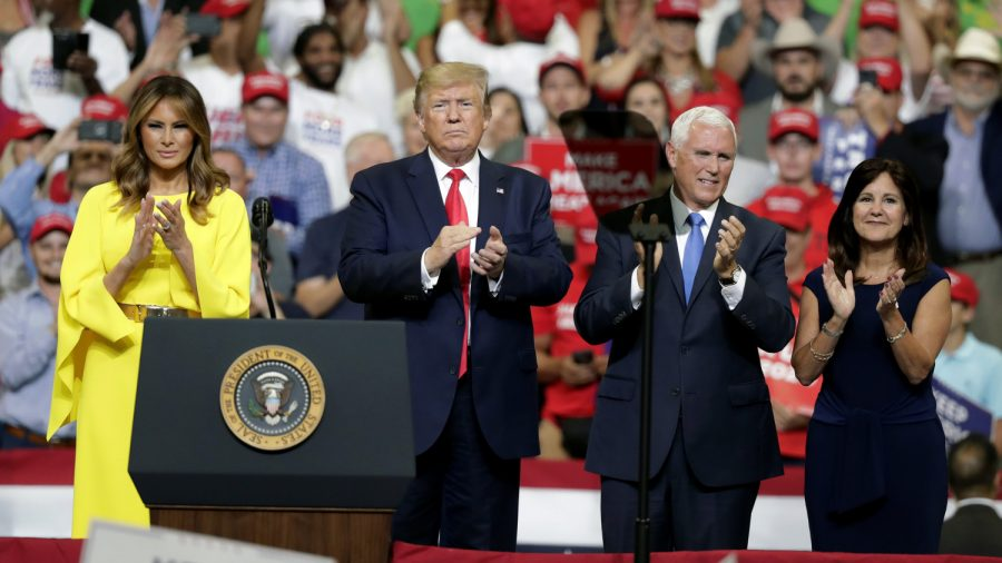 Trump Settles Speculation About Mike Pence, and Whether He Wants a Third Term in Office