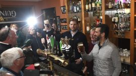 Donald Trump Jr., Eric Trump Enjoy Time in Ireland: 'We Love You Guys So Much'