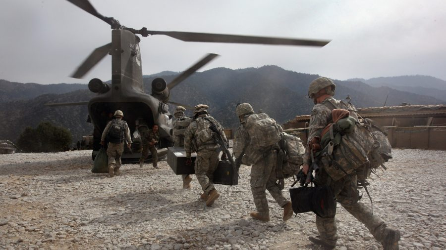 Pentagon Sends More Soldiers to Middle East for Defensive Purposes, Citing Threats in the Region