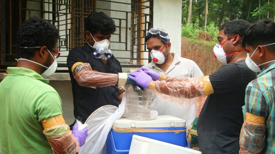 India Fears New Outbreak of Lethal Nipah Virus