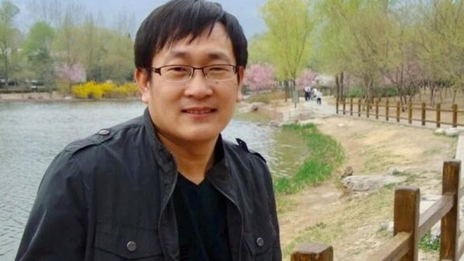 Wife Sees Jailed Chinese Rights Lawyer For First Time in 4 Years, Says He's 'a Changed Person'