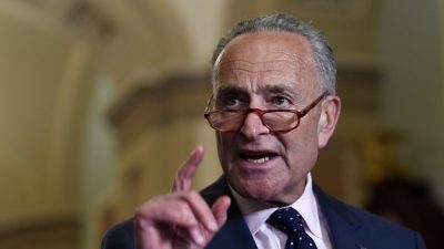 Schumer Warns of Chinese-Made Over-the-Counter Medications