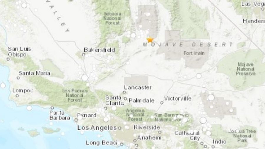 Magnitude 4.9 Earthquake Hits in Southern California a Week After 7.1 Quake