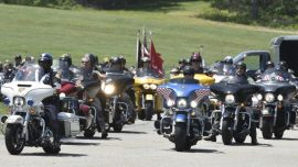 Memorial Motorcycle Ride Honors 'Fallen 7' of Fatal Accident in New Hampshire