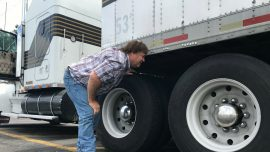 Administration Moves to Ease Drive-Time Rules for Truckers