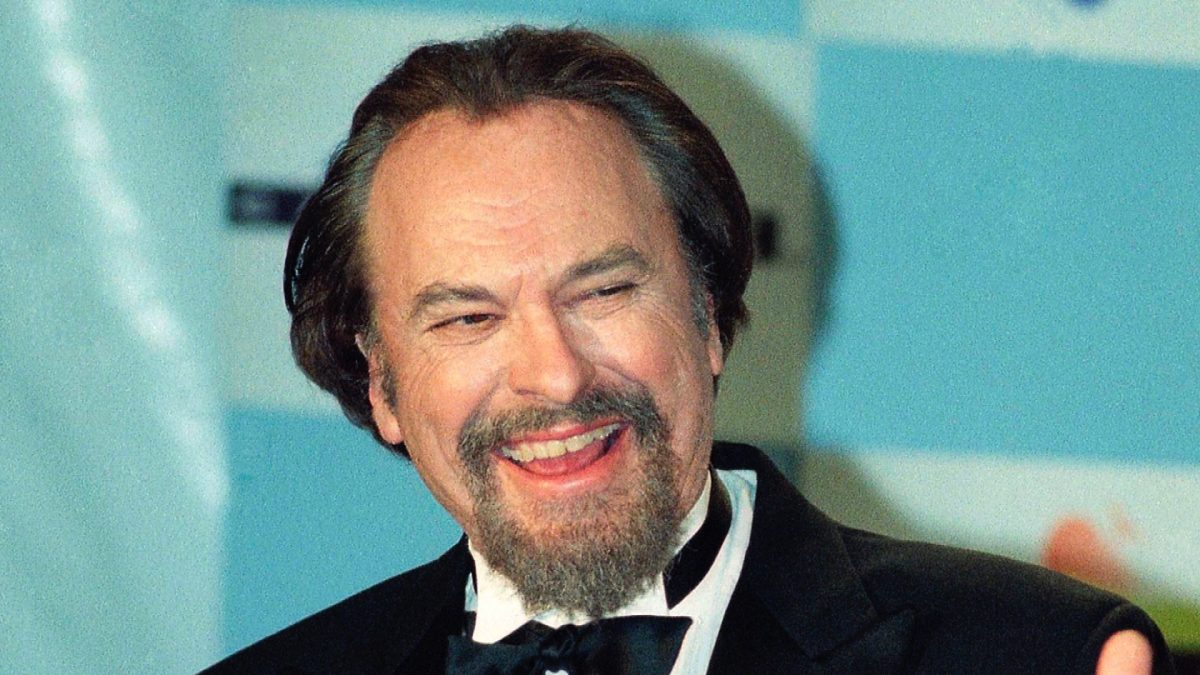 Actor Rip Torn 2