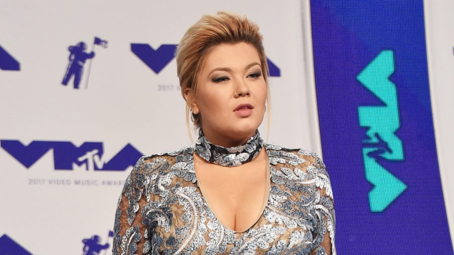 'Teen Mom' Star Amber Portwood Faces Domestic Violence Charges: Report