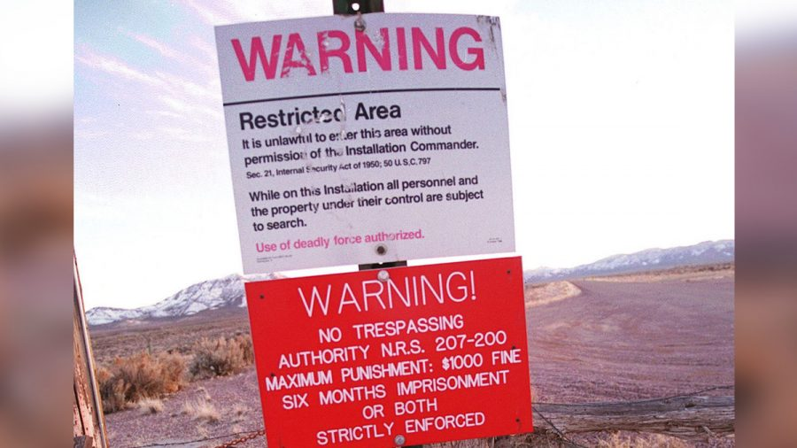 U.S. Air Force warns against joke event to 'storm Area 51'