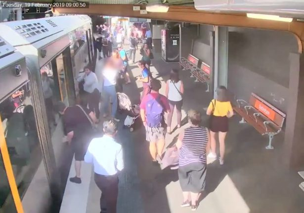 Australia Winces at Footage of Child Falling Between Train and Platform