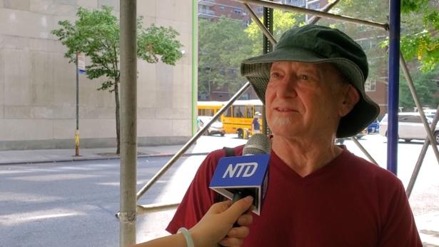 Bill Schaffner in New York