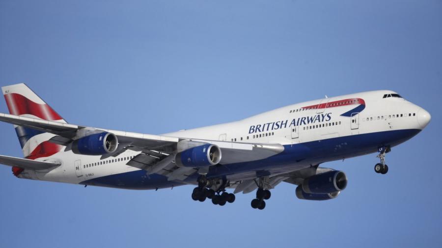 British Airways Cancels 1,700 Flights as Pilots Strike