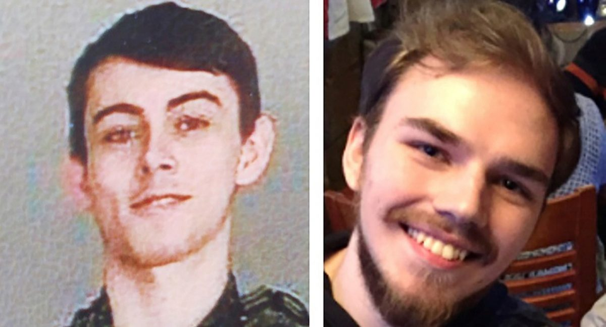 Kam McLeod(R), 19 and Bryer Schmegelsky(L), 18 from Port Alberni, named as suspects in the murder